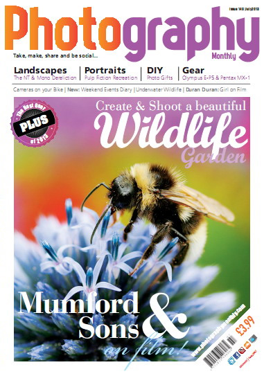 Photography Monthly - July 2013