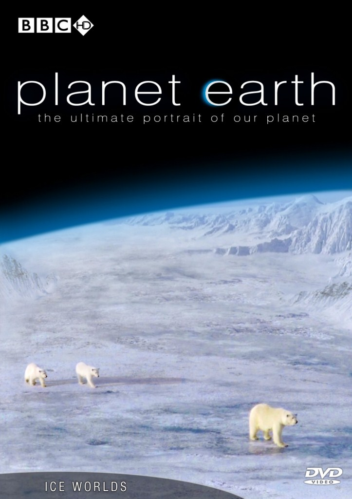 Planet Earth - Ice Worlds