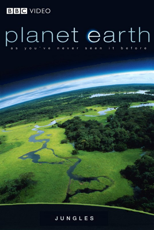 Planet Earth - Jungles