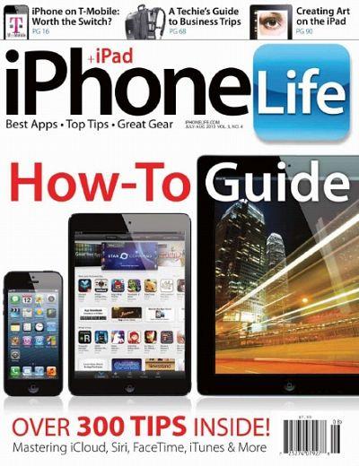 iPhone Life - July & August 2013